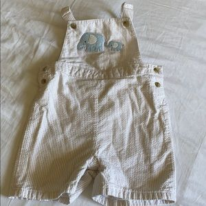 Janie and jack overalls
